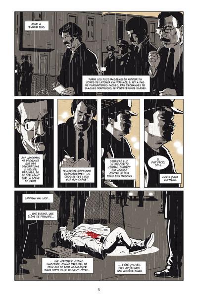 Page 1 Homicide - Une année dans les rues de Baltimore tome 2