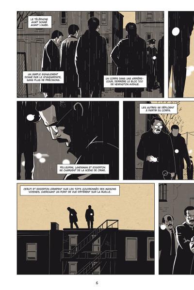 Page 2 Homicide - Une année dans les rues de Baltimore tome 2