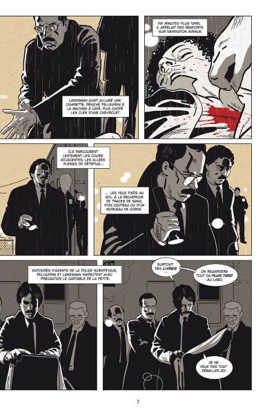 Page 3 Homicide - Une année dans les rues de Baltimore tome 2