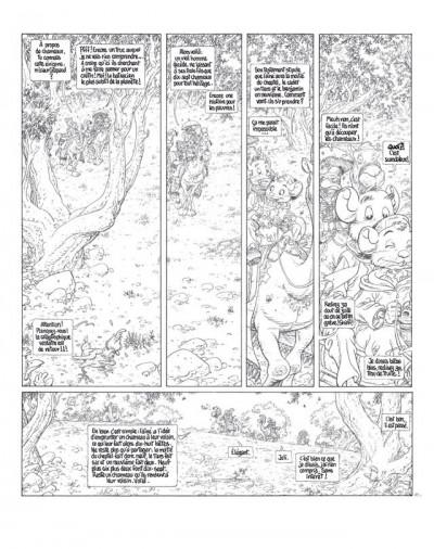 Page 2 le vent dans les sables - COFFRET VOL.3 - tome 5 - les crayons III