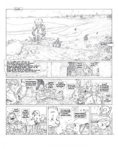 Page 3 le vent dans les sables - COFFRET VOL.3 - tome 5 - les crayons III