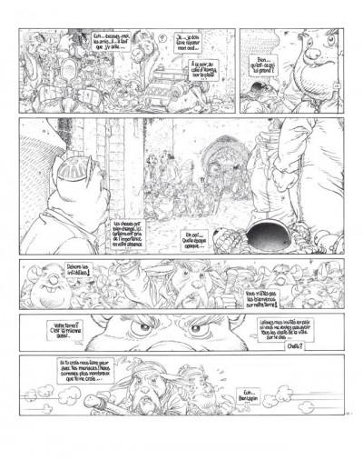 Page 4 le vent dans les sables - COFFRET VOL.3 - tome 5 - les crayons III