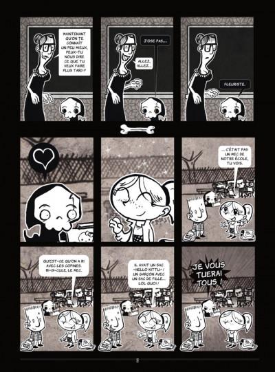 Page 2 La petite mort tome 1
