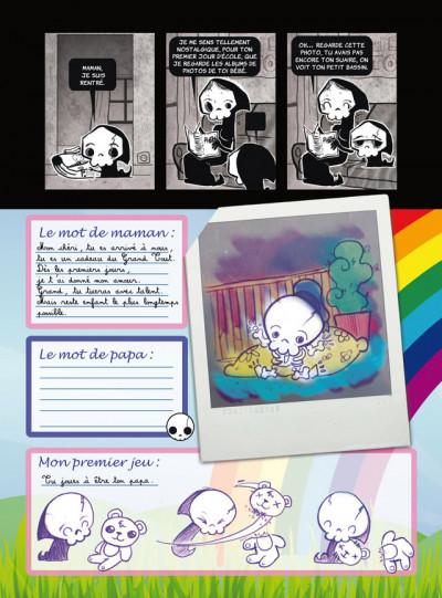 Page 4 La petite mort tome 1