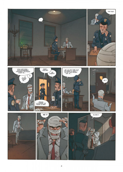 Page 2 Détectives tome 2