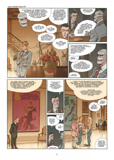 Page 4 Détectives tome 2