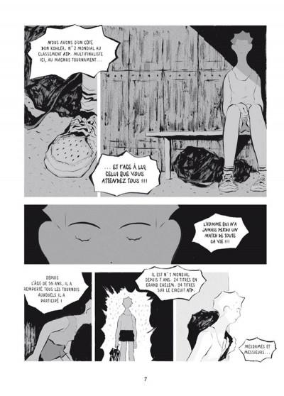Page 3 Max Winson Tome 1 - La Tyrannie