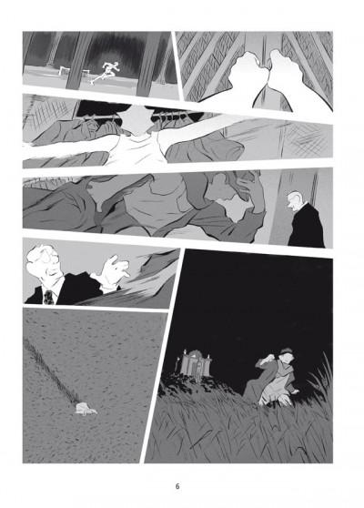 Page 2 Max Winson tome 2 - L'Échange