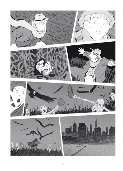 Page 3 Max Winson tome 2 - L'Échange