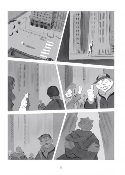 Page 4 Max Winson tome 2 - L'Échange