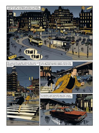 Page 1 Robert Sax tome 1 - Nucléon 58