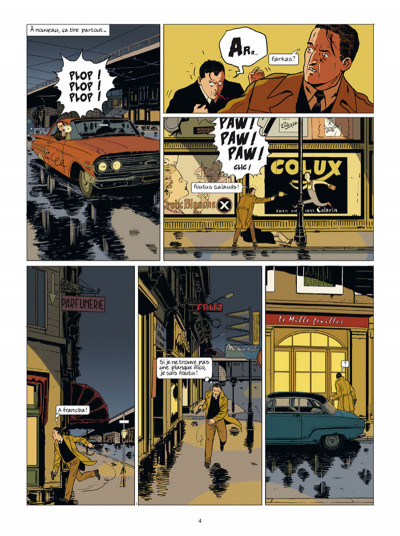 Page 2 Robert Sax tome 1 - Nucléon 58