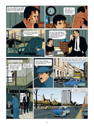 Page 4 Robert Sax tome 1 - Nucléon 58