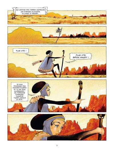 Page 1 Nefer - Chants & contes des premières terres