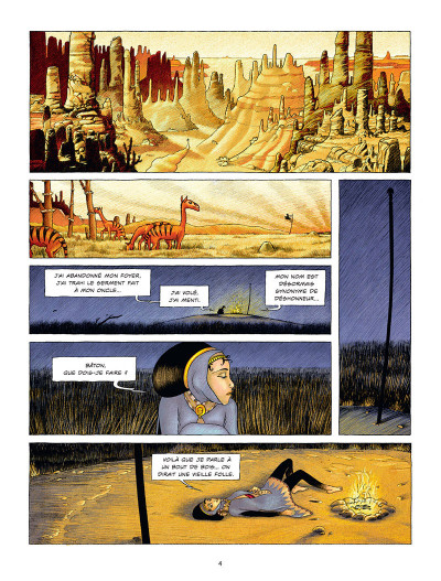 Page 2 Nefer - Chants & contes des premières terres