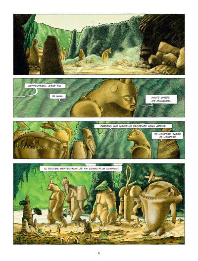 Page 4 Nefer - Chants & contes des premières terres