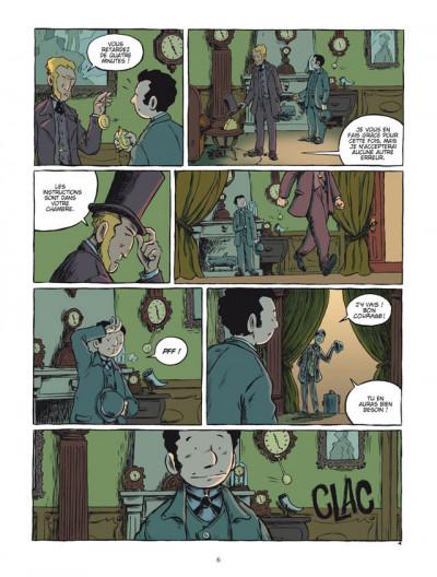 Page 4 le tour du monde en 80 jours, de Jules Verne ; intégrale