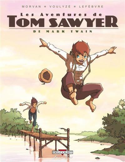 image de les aventures de Tom Sawyer, de Mark Twain - intégrale