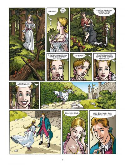 Page 2 Candide ou l'optimiste, de Voltaire - intégrale