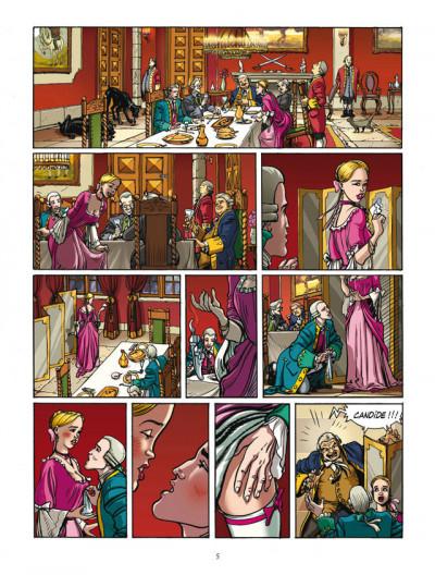 Page 3 Candide ou l'optimiste, de Voltaire - intégrale