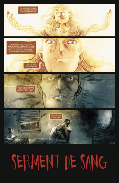 Page 1 Ten Grand tome 1 - D'amour et de mort