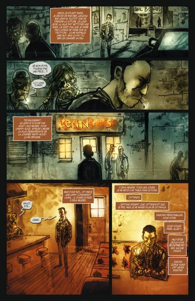 Page 2 Ten Grand tome 1 - D'amour et de mort