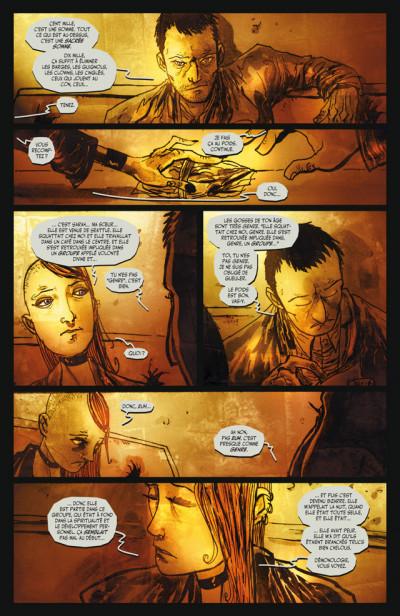 Page 4 Ten Grand tome 1 - D'amour et de mort