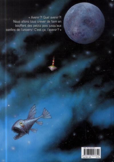 Dos Le Voyage improbable tome 1