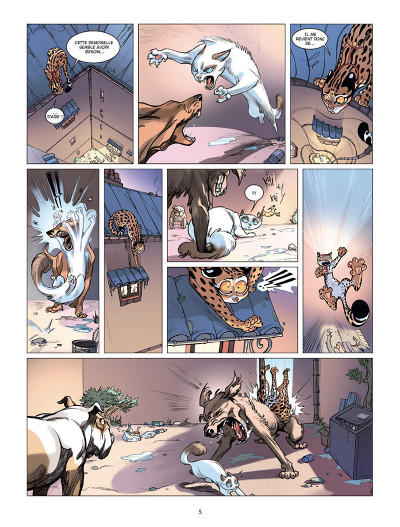 Page 3 Ocelot