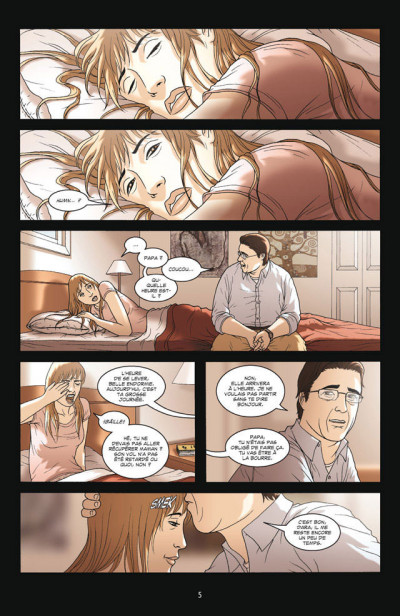 Page 1 The Sword Tome 1 - Le Feu