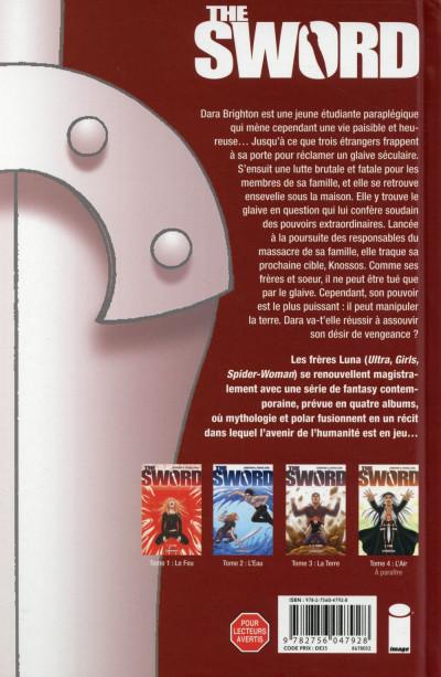 Dos The Sword tome 3