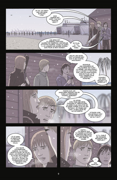 Page 0 The Sword tome 3