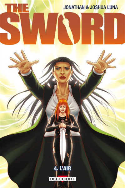 Couverture The sword tome 4