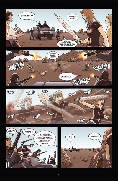 Page 2 The sword tome 4