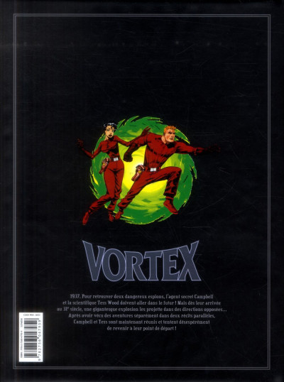 Dos Vortex - Intégrale 2ème époque