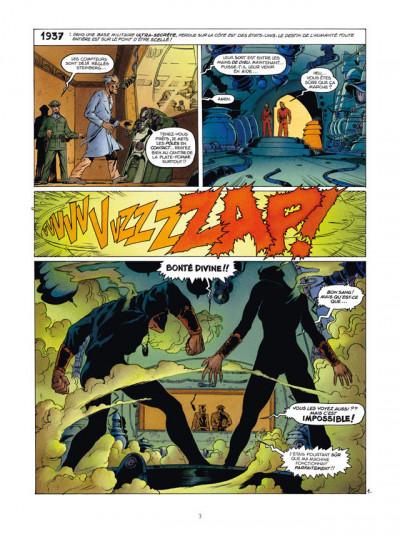 Page 1 Vortex - Intégrale 2ème époque