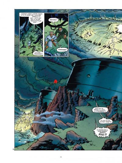 Page 4 Vortex - Intégrale 2ème époque