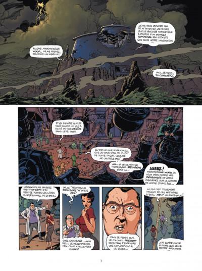 Page 1 Vortex - Intégrale 3ème époque