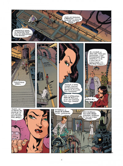 Page 2 Vortex - Intégrale 3ème époque