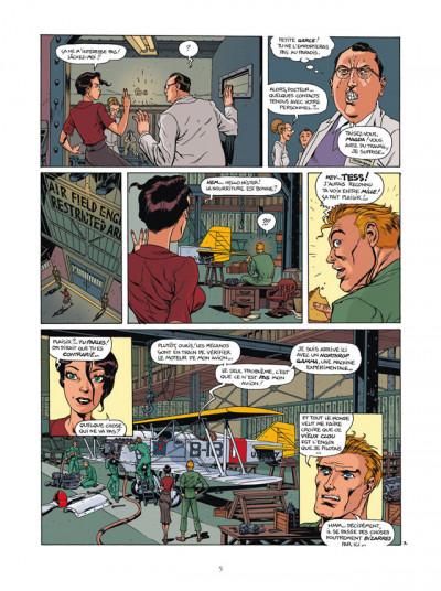 Page 3 Vortex - Intégrale 3ème époque