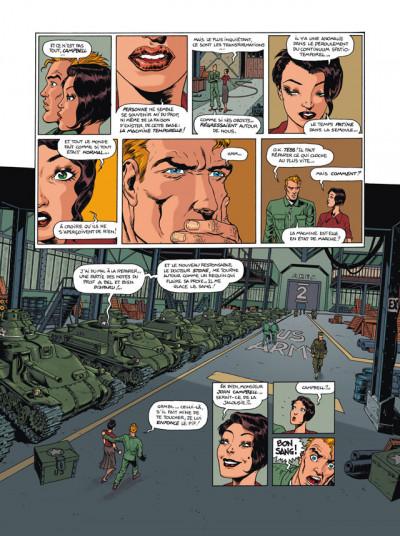 Page 4 Vortex - Intégrale 3ème époque