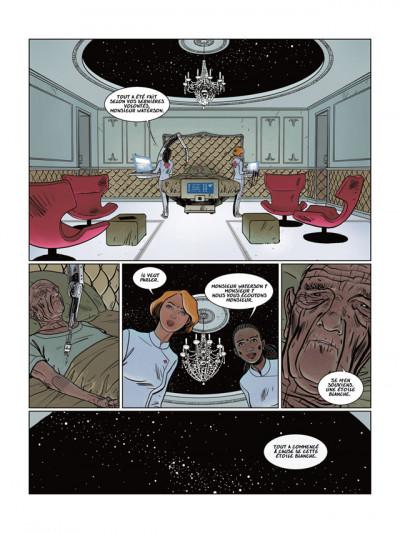 Page 1 Jour J tome 16 - L'Étoile blanche