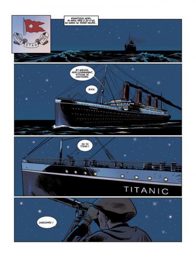 Page 2 Jour J tome 16 - L'Étoile blanche