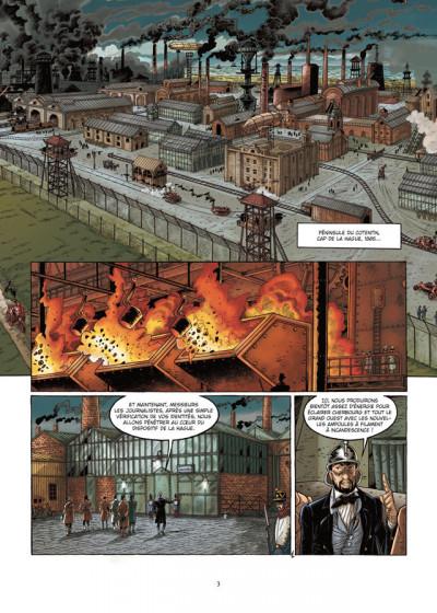 Page 1 Hauteville House tome 11 - La Hague