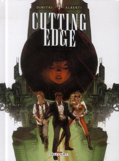 image de Cutting Edge Tome 3