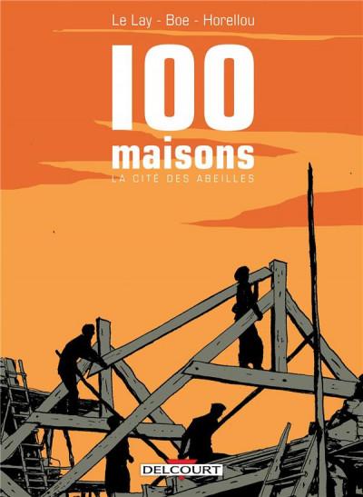 image de 100 maisons - La Cité des abeilles