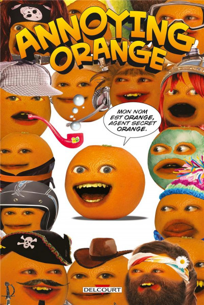 image de Annoying Orange tome 1 - Agent secret orange