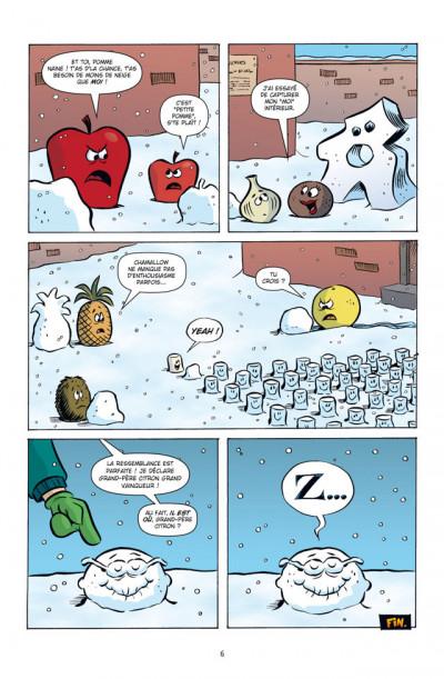 Page 2 Annoying Orange tome 1 - Agent secret orange
