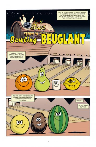 Page 3 Annoying Orange tome 1 - Agent secret orange