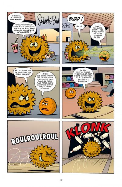 Page 4 Annoying Orange tome 1 - Agent secret orange